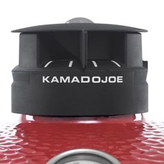Shop Abt for the Kamado Joe Kontrol Tower Top Vent - KJ-KT. Find the best Grill Tools & Gadgets and more at Abt. Big Green Egg Large, Big Green Egg Bbq, Green Eggs, Kamado Grill, Kamado Joe, Garlic Roaster, Healthy Grilling, Vegetarian Grilling, Vegetarian Food