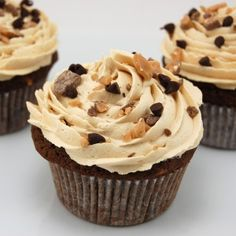 Sweet Pea's Kitchen » Toffee Mocha Cupcakes