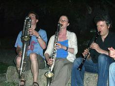 Dordogne Jazz Summer School BIG HORN