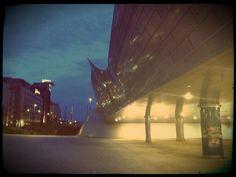 Helsinki by night ^_^