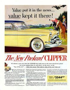 1953 Packard Ad-16