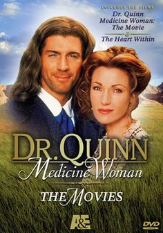 @Overstock - Two full-length movies based on the television series DR. QUINN, MEDICINE WOMAN are contained on this release. Jane Seymour starhttp://www.overstock.com/Books-Movies-Music-Games/Dr.-Quinn-Medicine-Woman-The-Movies-DVD/1943456/product.html?CID=214117 $7.77
