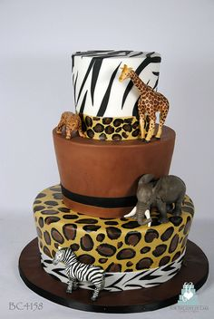 BC4158-safari-engagement-cake-toronto | Flickr - Photo Sharing!