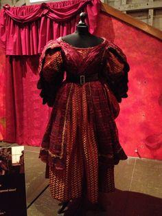 """Mme Thénardier/Helena Bonham Carter - Costume """"Les Misérables"""""""
