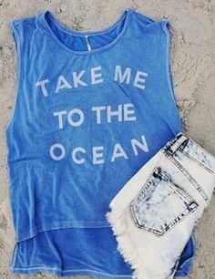 Take me to the ocean top