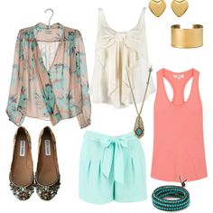Day Out, created by kirstenmason on Polyvore