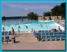 Raging Rivers WaterPark in Grafton, Illinois