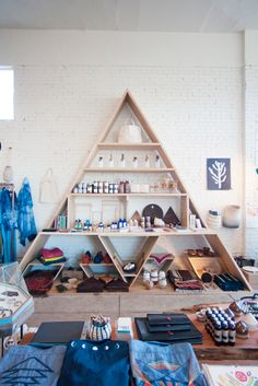 Hannah Henderson of General Store Makes Us Swoon #refinery29  http://www.refinery29.com/2014/01/61206/hannah-henderson-general-store#slide14  We could stare at this for days and still be mesmerized.