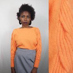 Grab this gorgeous neon orange #vintage jumper in our #Etsy shop now!  #linkinbio . . . . . #Etsyprepromo #EtsyHunter #ShopEtsy #EtsyFinds #EtsyForAll #EtsyShopOwner #EtsySeller #EtsyStore #EtsyLove #vintage #vintagestyle #vintageshop #vintagestore #vintagefashion #vintageclothing #vintagestuff #vintagefinds #vintageforsale #vintagelife #vintagelover