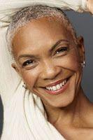 Once It Left Off-Black, I Never Went Back: Loving My Gray Hair