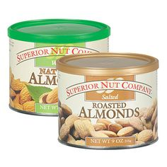 Superior Nut Company™ Almonds  $3.40 Each