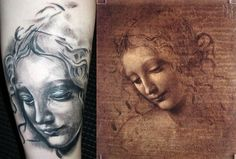 Leonardo Da Vinci- love it even more because its in my favorite movie ever after.