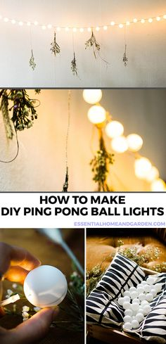 YouTube and Pinterest are filled with examples of pretty, glowing lights draped on mantles, walls, and headboards. You can easily spend over $60 buying these from department stores or Etsy, but it is quite simple to make your own.  You probably already have all the tools you need for the project at home. Seriously, you can do this while you catch up on the latest episode of your favorite show.