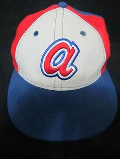 72d2bb1725d New Era 59 Fifty Atlanta Braves Fitted Hat