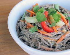 Soba Noodle Salad Recipe