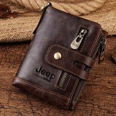 Vehicle Genuine Leather Guys Wallet – Kavis Wallets and handbags Rfid Wallet, Men Wallet, Personalized Gifts For Men, Personalized Wallets, Cow Leather, Pink Leather, Real Leather, Wallets For Women, Leather Purses