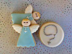 Cookie Design: Batizado                                                                                                                                                                                 Mais