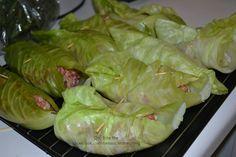 Cabbage Rolls #OhBiteme