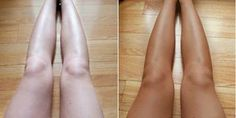 If you love having a year round tan, you're going to LOVE this DIY self tanner recipe! Unlike store bought self tanners, this DIY self tanner is much healthier for your skin as it contains Diy Self Tanner, Diy Beauty, Beauty Hacks, Beauty Tips, Solarium, Exfoliating Gloves, Happy Skin, How To Apply Makeup, Skin Treatments