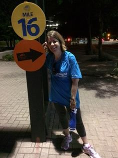 Out of the Darkness Suicide Prevention Overnight Walk  (Dallas, Texas, April 2015)