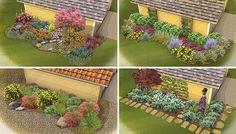 13 free garden design plans--garage plans