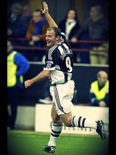 Newcastle favourite - Alan Shearer