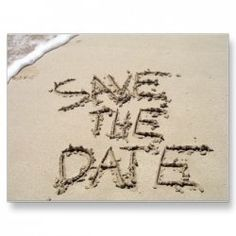 The Save the Date ideas are only limited to your imagination. There are so many creative ideas ranging from the simple Save the Date postcard...