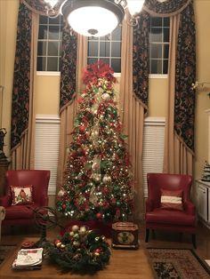 Christmas 2017, Christmas Tree, Holiday Decor, Home Decor, Homemade Home Decor, Xmas Tree, Xmas Trees, Decoration Home, Christmas Trees