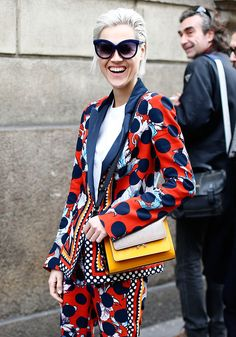 The Many Bags of Milan Fashion Week Fall 2015's Celebrity Attendees