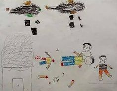 Aleppo doctor: 'Shedding tears for the injured children of Syria is not enough' Children Of Syria, Syrian Children, Shedding Tears, Syrian Refugees, Drawing For Kids, Pictures To Draw, Art Projects, The Outsiders, Mosaic