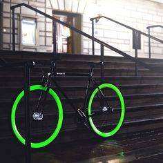 Fab.com | The Hotel Glow Fixie- glows in the dark. I WANT IT!