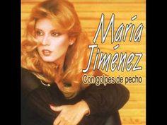 Maria Jimenez - con golpes de pecho - YouTube