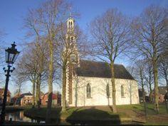 De bekende kerk van Spijk. Stichting Oude Groninger Kerken | Groninger Kerken Digitaal | Onze kerken