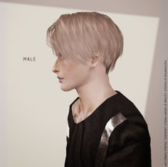 HAIR TORU It's my return gift, hope you can enjoy it. Sims 3 Mods, Sims 4 Game Mods, Sims 4 Mods Clothes, Sims Games, Sims 4 Clothing, Sims 3 Male Hair, Sims 2 Hair, Sims 4 Cas, Sims Cc
