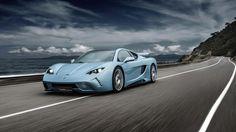 BBC - Autos - The Vencer Sarthe is Holland's 622hp Ferrari hunter