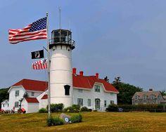 Chatham Lighthouse - Cape Cod, Massachusetts