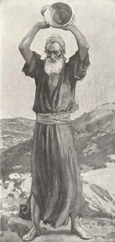 James Tissot: The Prophet Jeremiah