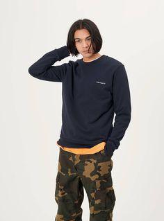 Men's Collection, Summer Collection, Dark Navy, Navy And White, Carhartt Workwear, Carhartt Wip, Navy Color, Work Wear, Adidas Jacket
