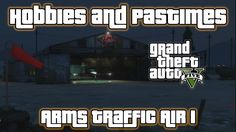 This is Arms Traffic Air 1 Hobby or Pastime in Grand Theft Auto V that involves Trevor, dropping 2 packages. There are 59 total Hobbies and Pastimes that contribute to the 100% completion of the game. #GTAV #GTA5