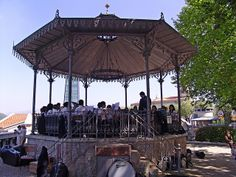 Coreto e Banda Musical de Carvalheira - Portugal, Vilar da Veiga, Terras de Bouro, Braga