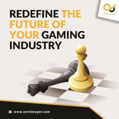 Redefine the Future of Your Gaming Industry with us. Worklooper has an excellent team of Chess Game App Development Company. #ChessGame #Game #GameDevelopmentCompany #ChessGameDevelopment #GameDevelopment #DevelopmentCompany #ChessGameApp #GameApp #Games Mobile Game Development, Game Development Company, App Development Companies, Chess Game App, Unity 3d Games, Communication Methods, Roulette Game, Class Games, Game Engine