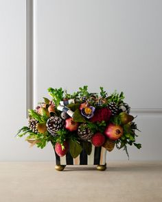 Farmhouse Centerpiece by MacKenzie-Childs at Neiman Marcus.