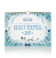 Family Planner 2017 Pimpelmees