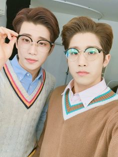 MJ and JinJin sexy concept part 3 ASTRO twitter:9/14/17