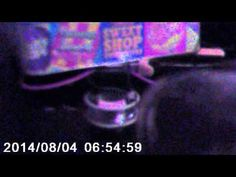 Police Lidar Echo Diffuser IR Laser Demo, made in England http://www.rad...