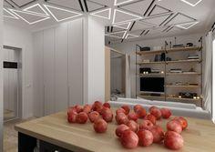 Интерьер квартиры 29 кв м - Дизайн интерьеров | Идеи вашего дома | Lodgers