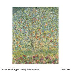 Liven up the walls of your home or office with Gustav Klimt wall art from Zazzle. Check out our great posters, wall decals, photo prints, & wood wall art. Klimt Art, Gustav Klimt, Wood Wall Art, Wall Art Decor, Klimt Prints, Apple Tree, Wall Decals, Wooden Wall Art