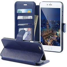 iPhone 6 Plus Case, LK [Stand Feature] iPhone 6 Plus Premium Wallet Case [Wallet Function] Flip Cover Leather Case for iPhone 6 Plus (5.5) with Stylus Pen - [Premium Series] Dark Blue LK http://www.amazon.com/dp/B00RP2LY3S/ref=cm_sw_r_pi_dp_HMzWub1RBCXM4