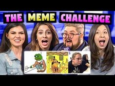 NAUGHTY MEME CHALLENGE! (ft. Simmi Singh) - YouTube