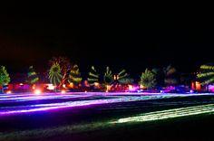 Lighting by Ultrasound Eventi